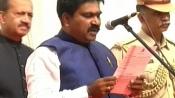 Karnataka cabinet: R Shankar's profile