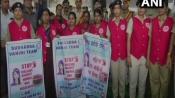 'Subhadra Vahini' comes to the rescue of women passengers at Visakhapatnam railway station, AP