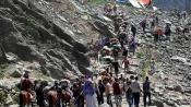 Mansoravar yatra: First batch of pilgrims cross over to Tibet