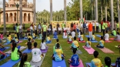 International Yoga Day: Grand events planned across the country