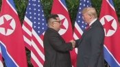 A month after Singapore summit, Trump tweets 'very nice note' from Kim Jong-Un