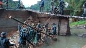 Rains pound Kerala again, hamper relief works