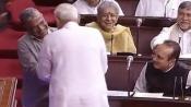 Now everything 'Hari-Kripa' in Rajya Sabha, PM Modi on Harivansh Singh