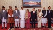 PM showcases developmental prospect of north-east India with gifts to BIMSTEC leaders