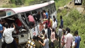 Jagtiyal bus accident: 52 pilgrims dead, KCR announces Rs 5 lakh ex-gratia to family of deceased