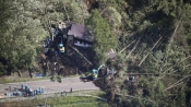 Japan earthquake: Several houses crushed due to landslides, death toll touches 8