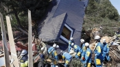 After a powerful earthquake, death toll rises to 16 in Japan