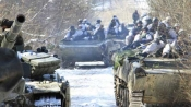 Amid tensions with Russia, Ukraine launches joint military drills with NATO