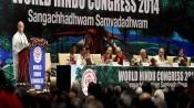 World Hindu Congress 2018: Protests over NDA govt's alleged 'actions against minorities'
