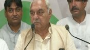Gurugram land grab case: 'There's no scam, it's being done due to political malice', says BS Hooda