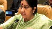 Bilateral meeting with Syrian deputy PM with Sushma Swaraj for possible investment in the country