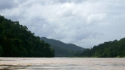 Arunachal district on flood alert after formation of artificial lake in Tibet