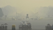 Delhi air quality 'poor' as thick haze envelopes NCR