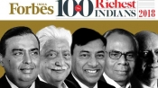 Forbes India Rich List 2018: Mukesh Ambani bags top slot with net worth of 47.3 billion dollars