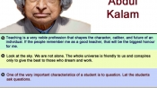 APJ Abdul Kalam's birth anniversary: Top quotes by the 'Missile Man of India'