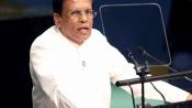 India's R&AW trying to kill me says Sri Lankan President Sirisena
