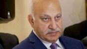 Sexual harassment allegations: Editors Guild suspends memberships of MJ Akbar, Tarun Tejpal