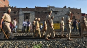 Fearing violence, huge police deployment at Amritsar accident site