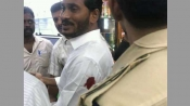 Jagan Mohan Reddy stabbed on arm, attacker is a waiter at Vizag airport
