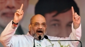 Shah attacks KCR, says only BJP can ensure Telangana's development