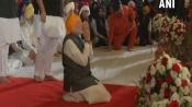 Gurpurab observed with fervour, obeisance paid to Guru Nanak Dev on his birth anniversary