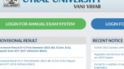 Utkal University First Semester result declared, website now responsive