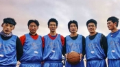 Tibet: They are playing basketball on the roof of the world and the game is bringing a big change