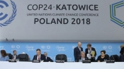 Nations come together in Poland to battle climate change and they don't care what Trump feels