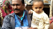 MP: 2-year-old child who fell into a 70-feet deep borewell in Singrauli; rescued