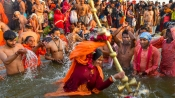 Kumbh Mela 2019: The Shahi Snan and the Akharas