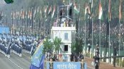 Republic Day parade: CISF awarded best tableau trophy