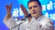 'Growth without jobs?' Rahul Gandhi asks Centre during outreach programme