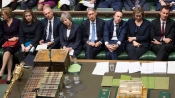 Brexit: MPs asked to vote, but on withdrawal deal only