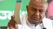 Deve Gowda to contest from Tumkuru, sitting MP to file nomination as Independent candidate