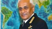 Navy chief Admiral Lanba warns of sea-borne terror attack