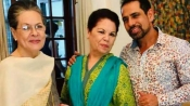 Women's Day: Robert Vadra says happy to be surrounded by 4 strong women