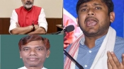 Bihar 4th phase: Giriraj Singh, Kanhaiya Kumar, Ram Chandra Paswan main contestants