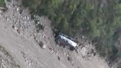 Himachal Pradesh: 12 dead as bus falls in 200-feet deep gorge in Chamba