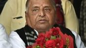 Samajwadi Party patriarch Mulayam Singh Yadav files nomination from Mainpuri