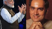 Rajiv was not holidaying onboard INS Viraat: Navy veterans counters Modi's charge