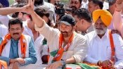 Sunny Deol demands deployment of additional paramilitary forces in Gurdaspur