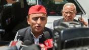 Farmers' protest: Police detain Akhilesh Yadav for violating Section 144 CrPC