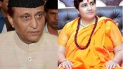Azam Khan stokes controversy, says Madrasas don't breed nature like Godse, Sadhvi Pragya