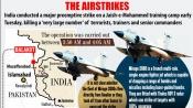 To maintain utmost secrecy, Balakot airstrike was code named 'Operation Bandar'