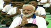 Yoga integral part of our culture, says PM Modi