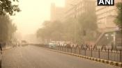 Dust storm hits Delhi, operations at IGI airport resume after brief halt