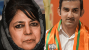 Tweet war between Gambhir and Mufti: This time over Amit Shah