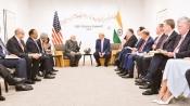 G20 Summit: Modi-Trump discuss trade, defence