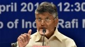 Don't be nervous says Chandrababu Naidu after four of his MPs join BJP