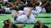 On International Yoga Day 2019, this is how the world celebrated the beauty of spiritual asanas